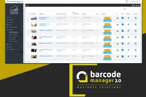 BARCODE MANAGER